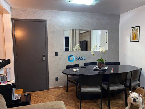 Apartamento À Venda, 69 M² Por R$ 395.000,00 - Panamby - São Paulo/sp - Ap10091