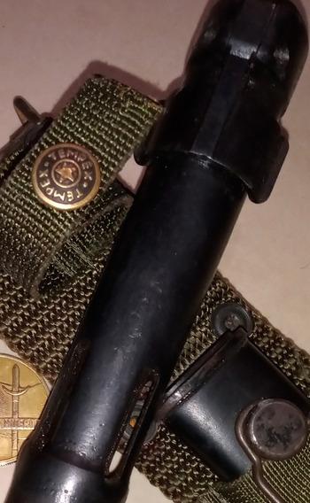 Antigua Bayoneta Tubular De Fal. Daga. Sable. Puñal.