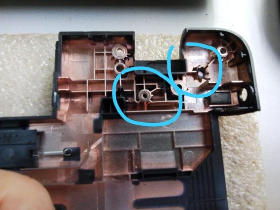 Carcaça Base Inferior Acer E5 571
