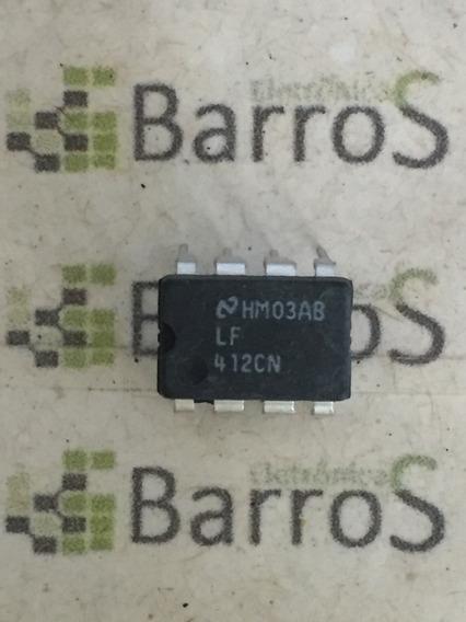 Ci Dip Lf412cn - Lf412 Cn - 412cn - Dip8 - Original