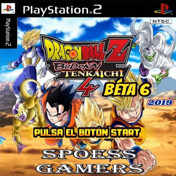 Dragon Ball Z Budokai Tenkaichi 4 Beta 6 Ps2 Patch