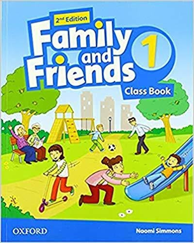 Family And Friends 1 Class Book 2nd Edition Oxford - Mosca