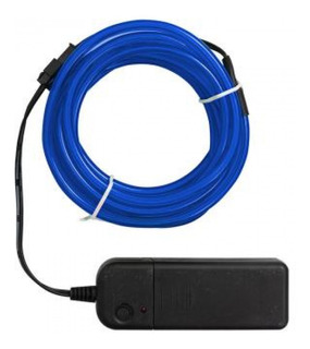 We R - Fio De Neon Para Big Happy Jig - Electric Blue (2 Peç