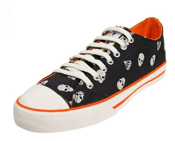 Zapatilla Topper Bolivia Rail Low Calavera