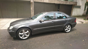 Mercedez C320 Atvangarde 2004 Impecable