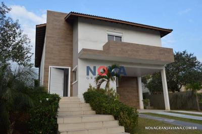 Casa Com 4 Dormitórios À Venda, 301 M² Por R$ 980.000 - Reserva Santa Maria - Jandira/sp - Ca1830