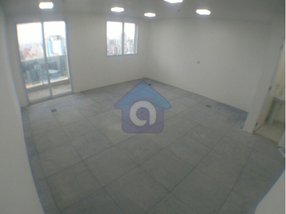 Excelente Cj Comercial 38m² Em Frente Ao Metrô São Joaquim Conjugável Com Sala Vizinha - Tw10972