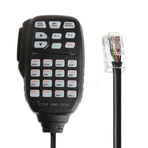 Microfono Icom  Hm-133v