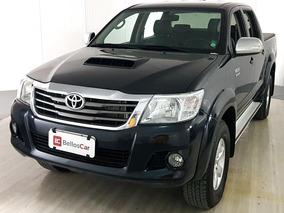 Toyota Hilux 3.0 Srv 4x4 Cd 16v Turbo Intercooler Diesel...