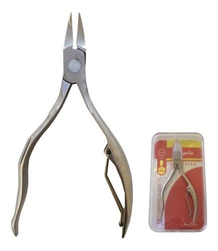 Alicate Uñas Profesional Anatomico Fanglin