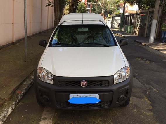 Fiat Strada 1.4 Working Cs Flex 2p Manual 2016