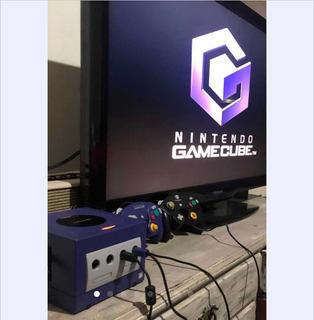 Nintendo Gamecube Excelente Estado!!