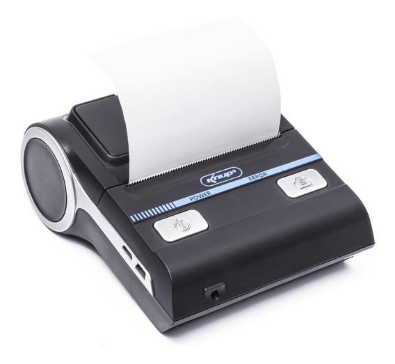 Impressora Térmica Bluetooth 80mm Celular Kp-1022 Portatil