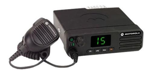 Rádio Motorola Dem300 45w  Vhf/uhf