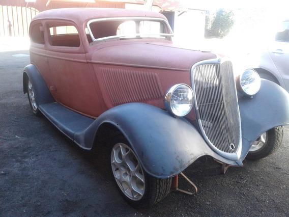 Ford Victoria 1933