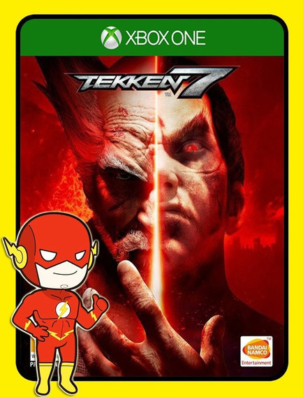 Tekken 7 Xbox One - 25 Dígitos (envio Flash)
