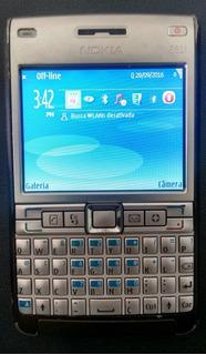 Celular Nokia E61 I