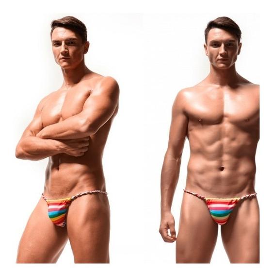 Tanga / Calcinha Masculina Ciokicx / Gay - Cordão - Colorida