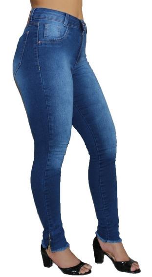 Kit 10 Calças Jeans Feminina Com Lycra Revenda Atacado