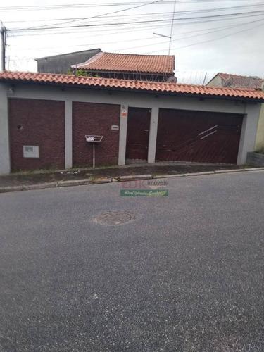 Imagem 1 de 24 de Casa Com 4 Dormitórios À Venda Por R$ 455.000,00 - Jardim San Giovani - Ferraz De Vasconcelos/sp - Ca5932