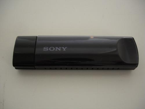 Adaptador Wireless Sony Usb Modelo Uwa Br100