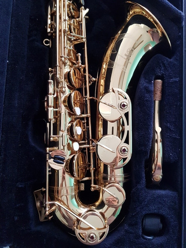 Sax Tenor Yamaha Yts62 G1 Made In Japan Original Pouco Uso.