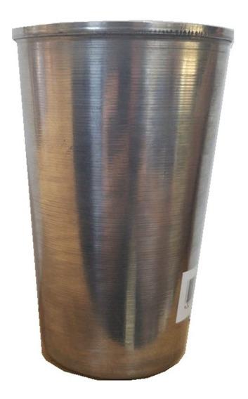 Vaso Acero Inox Alto 10 Cm Aprox X 6 Unidades (no Envios)