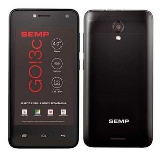 Smartphone Semp Go 3c Preto 4