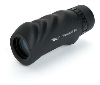 Monocular Celestron Nature 10x25 Nitrogeno Prisma Bak4