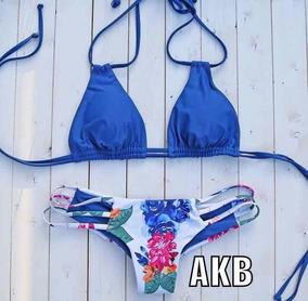 Akuablue De Vestido Baño Bikini By ZiuTPOkX