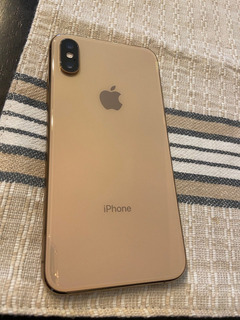 iPhone Xs 256gb Blanco-oro