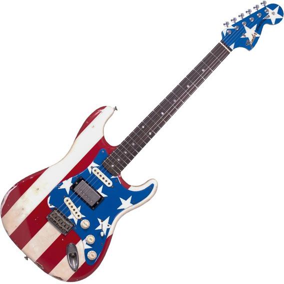 Guitarra Fender Signature Wayne Kramer Stratocaster C/ Bag