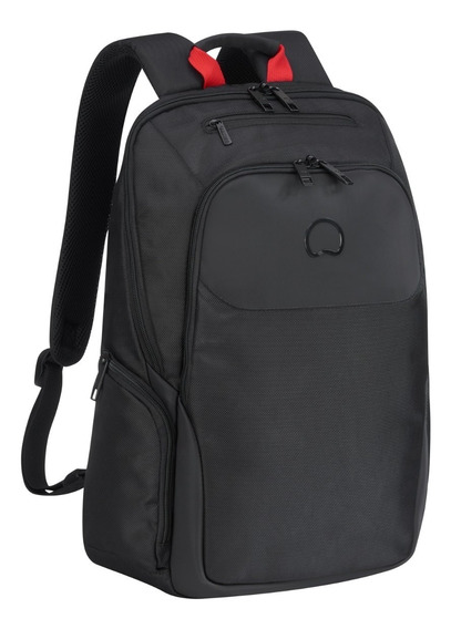 Mochila Portanotebook Delsey Parvis Plus 15,6 - Doble