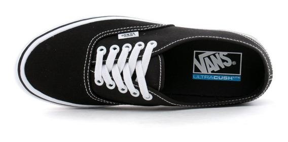 Zapatillas Vans Authentic Lite Negro Unisex Original
