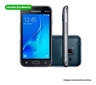Smartphone Samsung Galaxy J1 Mini Sm-j105b Usado Excelente