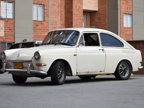 Volkswagen Fastback Type 3 Tl 1600 Para Restauración