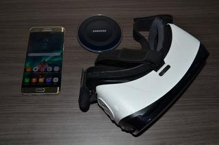 Smartphone Samsung S6 Edge Plus Sm G928g Tela De 5.7