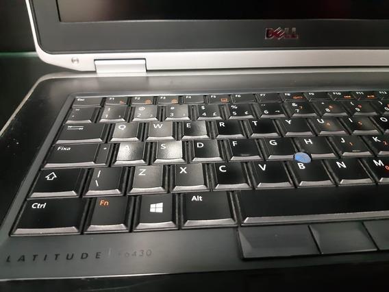 Notebook Dell Latitude E6430 I7