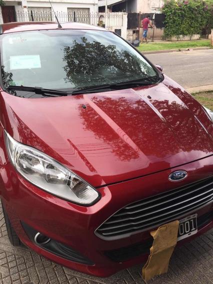 Ford Fiesta 1.6 One Edge Plus 98cv 2015