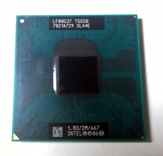 Processador Notebook Intel Core2duo T5550