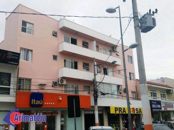 Kitnet Disponível Para Venda - Ótima Localização - No Centro De Camboriú - 0559 - 4926832