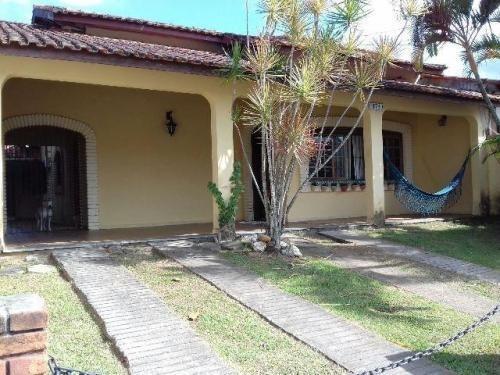 Casa Na Praia Com 2 Quartos Em Peruíbe-sp 288-pc