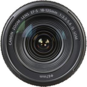 Lente Canon Ef-s 18-135mm F/3.5-5.6 Is Stm Sera Enviado Usm