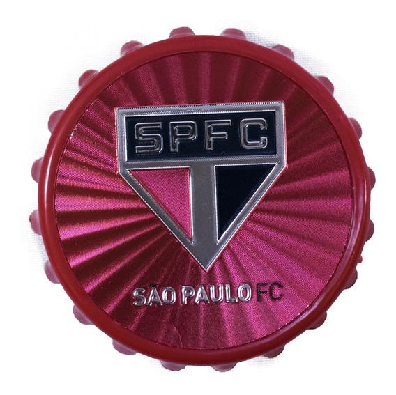 Abridor De Garrafas C/ Imã - São Paulo Futebol Clube - Spfc