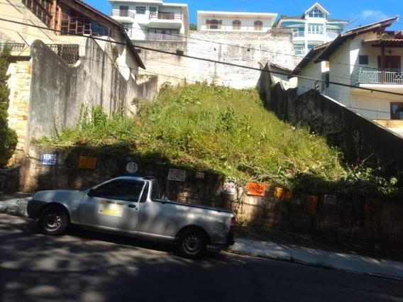 Terreno À Venda, 420 M² Por R$ 550.000,00 - City América - São Paulo/sp - Te0317