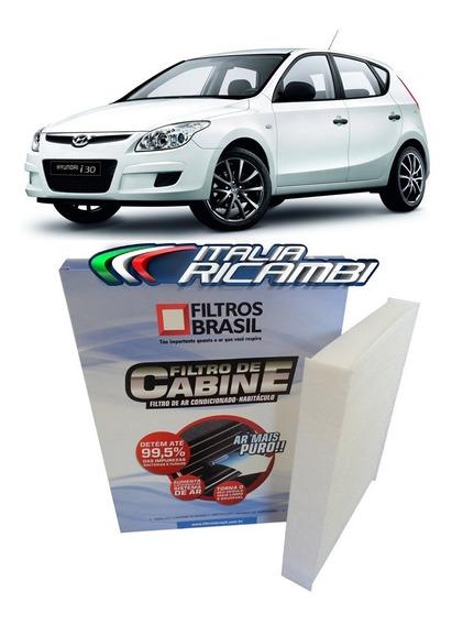 Filtro De Ar Condicionado Cabine Elemento Da Caixa De Pólen - Hyundai I30 2.0 16v 2008 2009 2010 2011 2012 2013