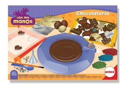 Chocolateria Basica 0030