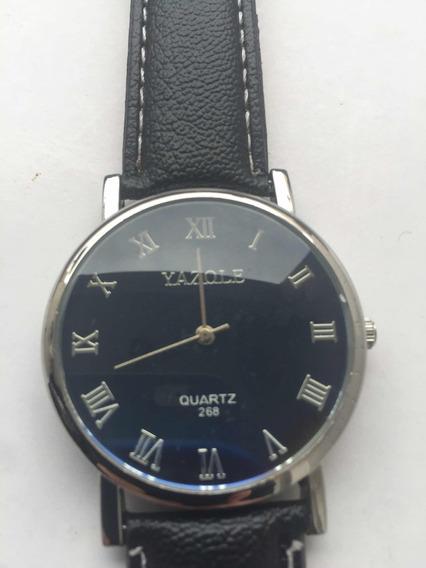 Relógio De Pulso Yazole 268. Bateria Inclusa