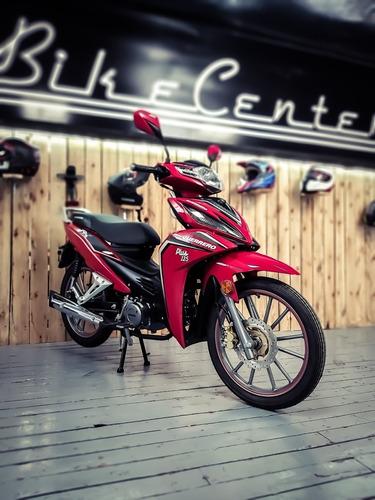 Moto Guerrero Trip 125 Plus Permuto