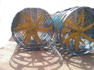 Ventiladores Industriales De 36 Pulgadas Motor De 1/2 Hp